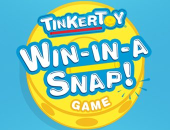 TINKERTOY Win-in-a-Snap Game