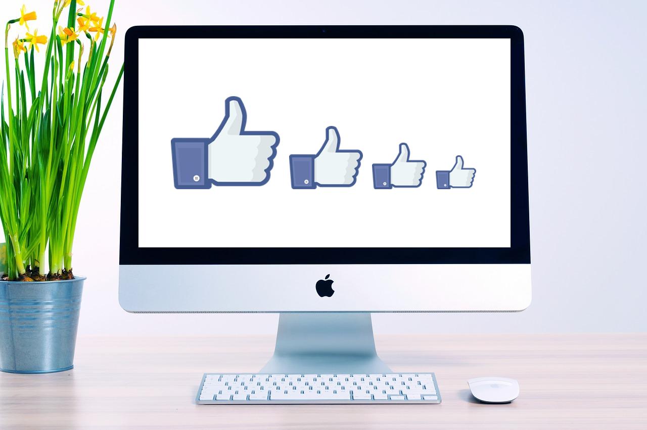 Declining Facebook Likes